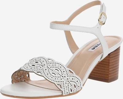 Dune LONDON Sandalette 'JELLA' in weiß, Produktansicht