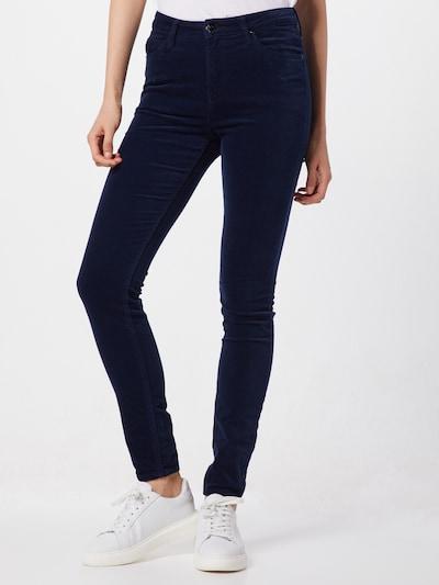 Lee Jeans 'Scarlett High' in blau, Modelansicht