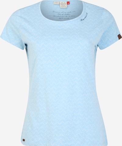 Ragwear Plus T-shirt en bleu, Vue avec produit