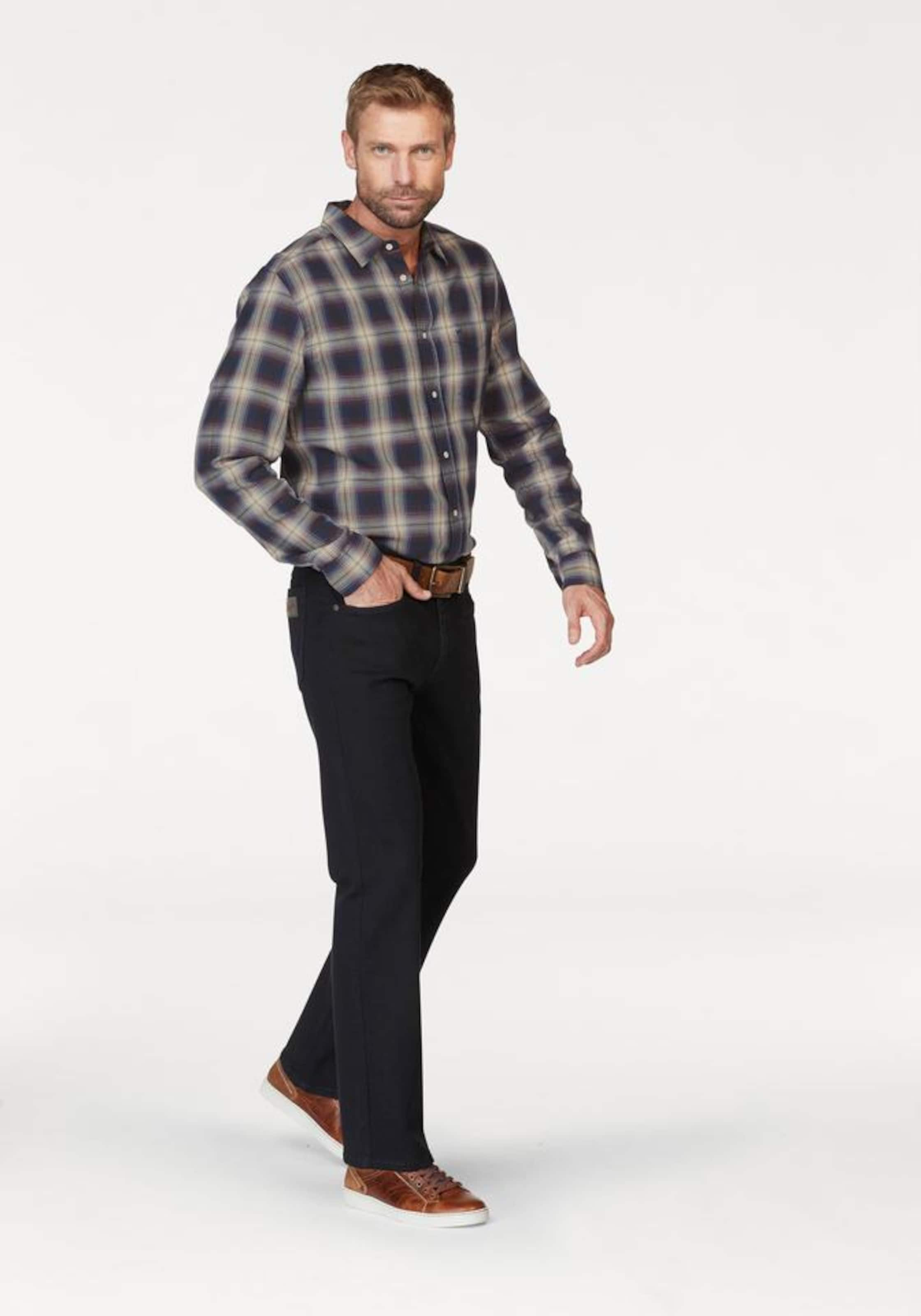 Wrangler 'jacksville' In jeans Bootcut Schwarz 76fgyvIbmY