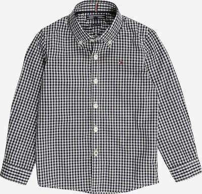 TOMMY HILFIGER Hemd 'GINGHAM' in blau / weiß, Produktansicht