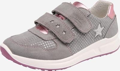 SUPERFIT Baskets 'MERIDA HS' en gris / rose, Vue avec produit
