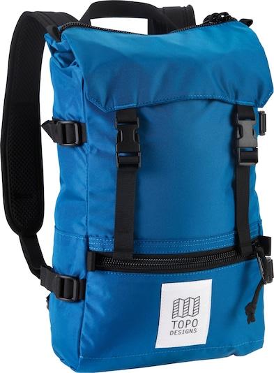 Topo Designs Rucksack in blau, Produktansicht