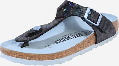 BIRKENSTOCK Sandalen ' Gizeh MF W ' in de kleur Gemengde kleuren, Productweergave