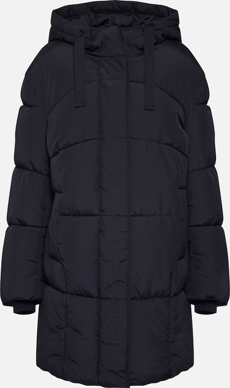 JUST FEMALE Jacke 'Marte puffy jacket' in schwarz, Produktansicht