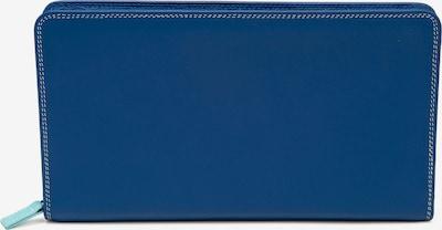 mywalit Geldbörse in nachtblau / dunkelblau / hellgrau / jade, Produktansicht