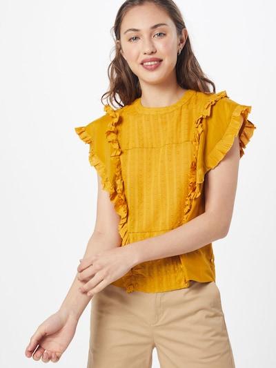 SCOTCH & SODA Bluse in senf, Modelansicht