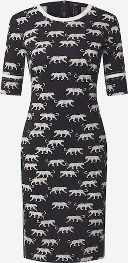 Marc Cain Kleid in schwarz / weiß, Produktansicht