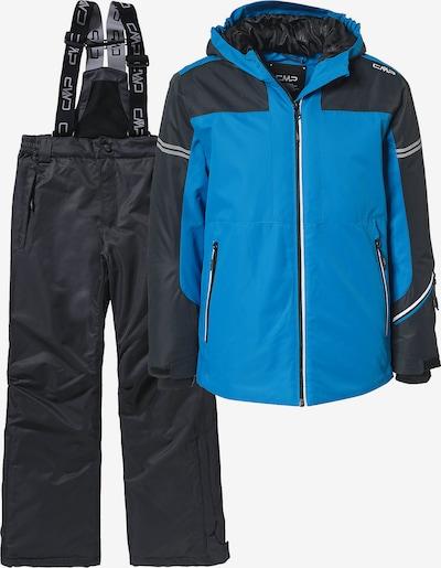CMP Skiset in blau / schwarz, Produktansicht