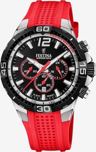 FESTINA Chronograph 'Chrono Bike 2020, F20523/7' in rot, Produktansicht