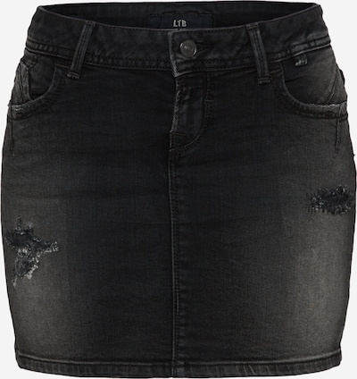 LTB Jeansmini 'Andrea' in schwarz, Produktansicht