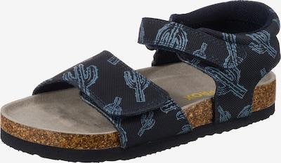 Sprox Sandalen in blau, Produktansicht