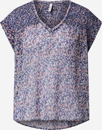 Pepe Jeans Bluse 'SUKI' in blau / mischfarben, Produktansicht
