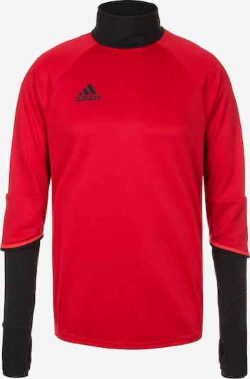 ADIDAS PERFORMANCE Sportsweatshirt 'Condivo 16' in rot / schwarz, Produktansicht