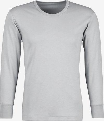 HUBER Shirt 'Thermoline' in grau, Produktansicht