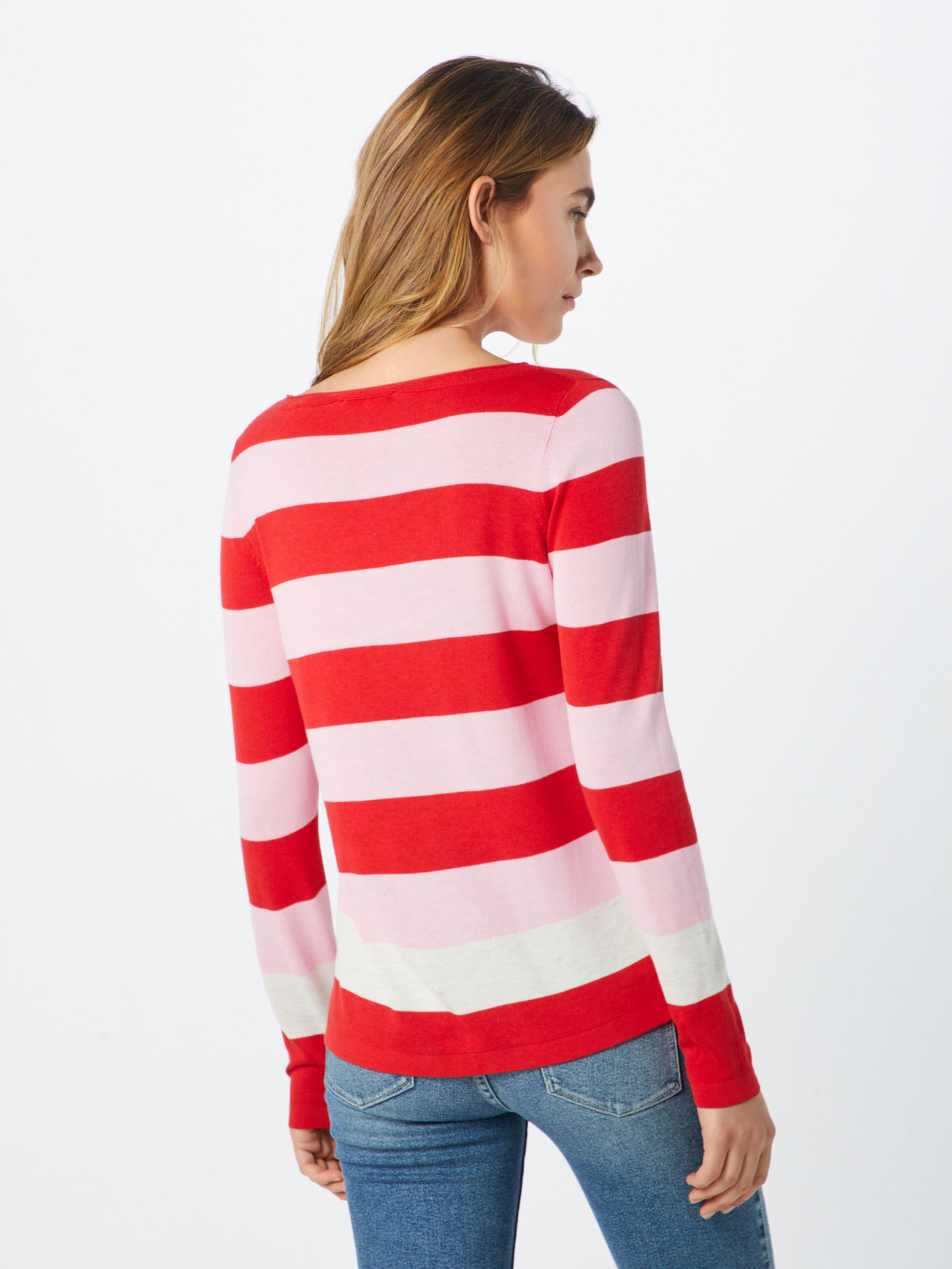 Label over S Rouge Red oliver En Pull Clair y8wONvmn0P