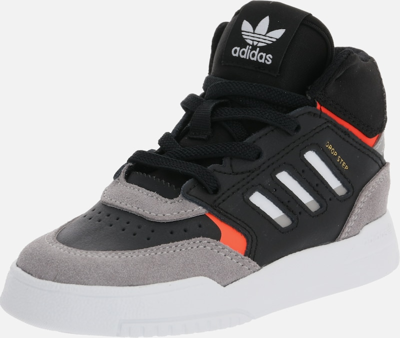ADIDAS ORIGINALS Schuhe 'DROP STEP I' in rot | ABOUT YOU