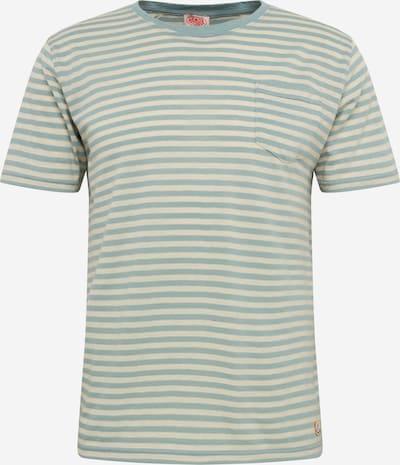 Armor Lux Shirt 'Héritage' in hellgrün / naturweiß, Produktansicht