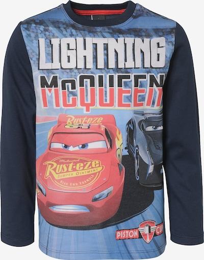 DISNEY Shirt 'Disney Cars' in navy / mischfarben, Produktansicht