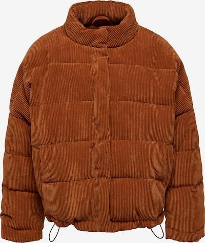 KIDS ONLY Winterjas 'Konevie' in de kleur Roestbruin, Productweergave
