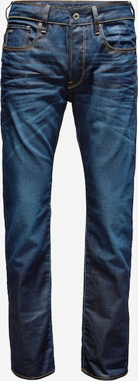 G-Star RAW Jeans '3301 Straight' in dunkelblau, Produktansicht