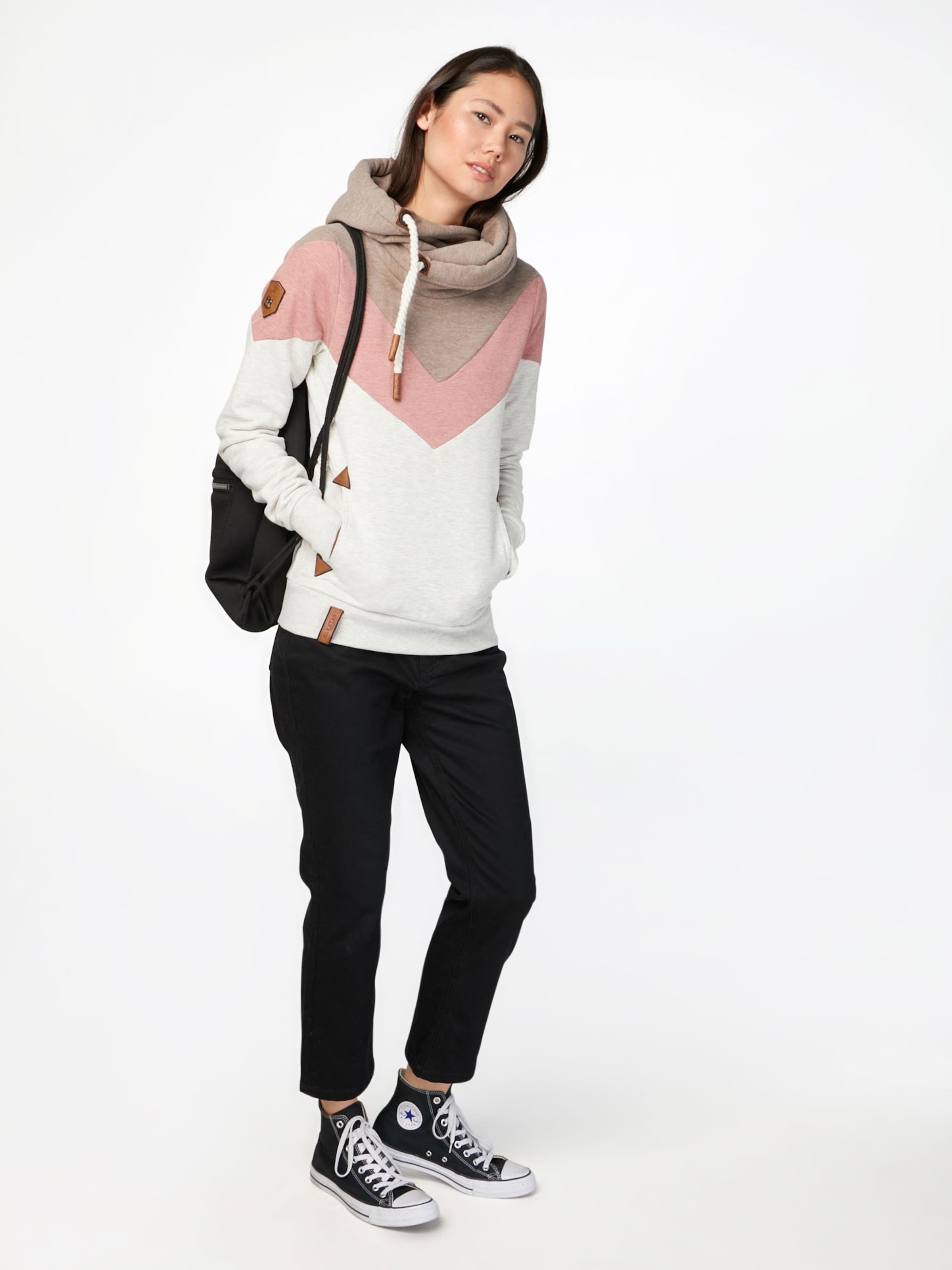 naketano Sweatshirt 'Patty immer Hände hoch' Freies Verschiffen Exklusiv Bilder Real Für Verkauf Neu 4tC02AQE