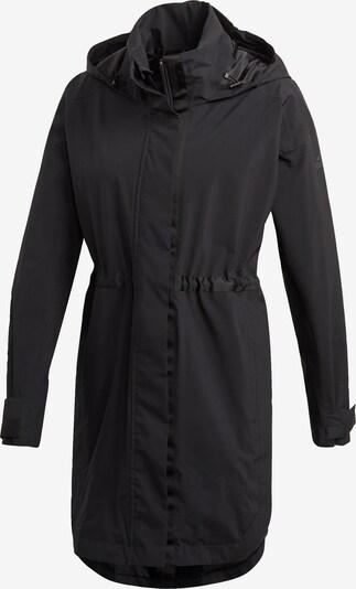 ADIDAS PERFORMANCE Parka 'Urban Rain' in schwarz, Produktansicht