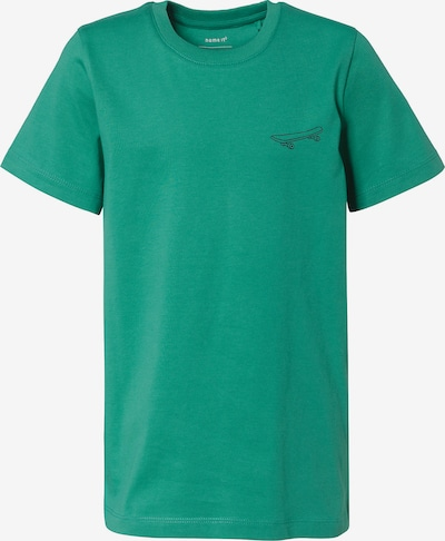 myToys-COLLECTION T-Shirt in dunkelgrün: Frontalansicht