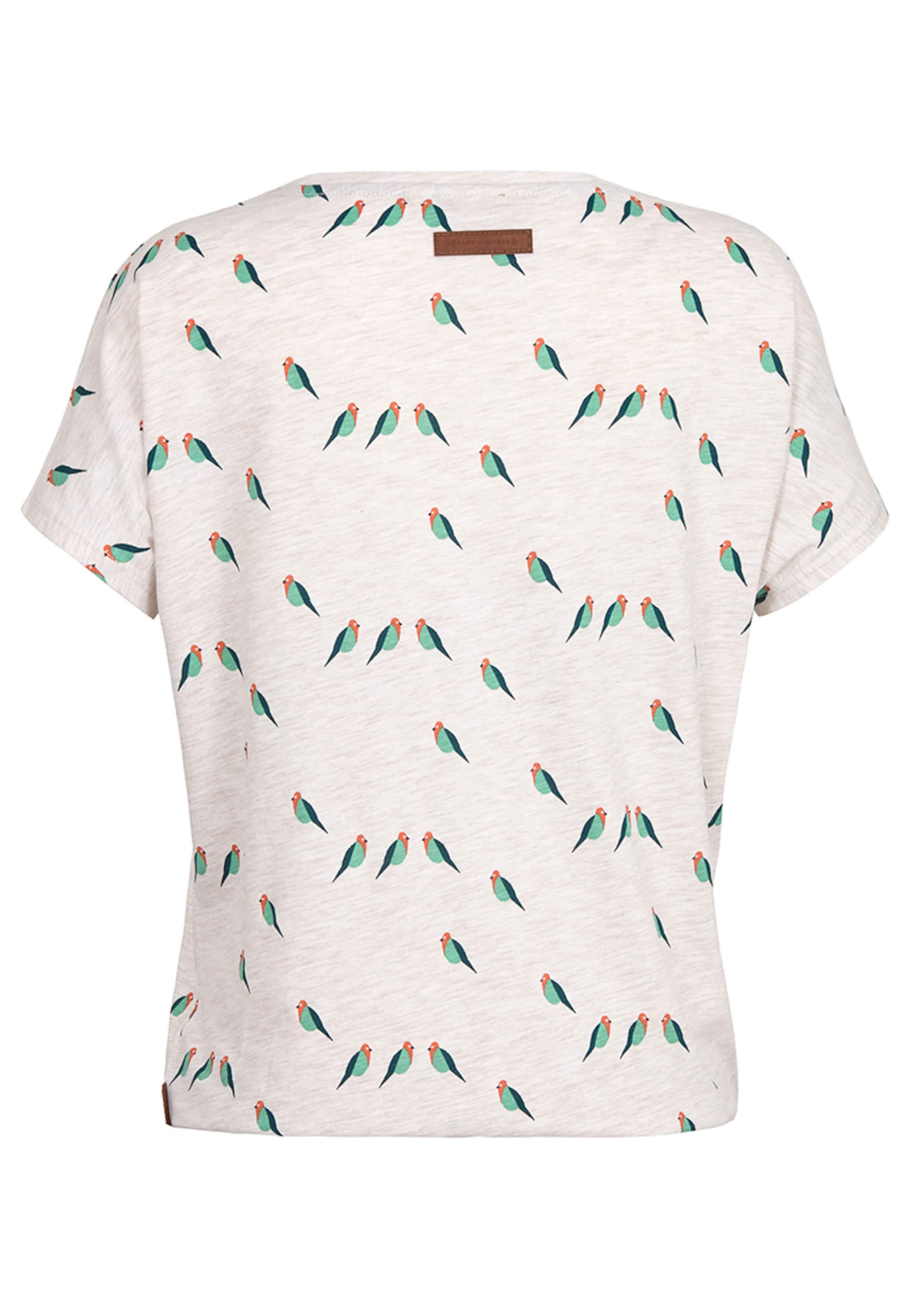 naketano Shirt 'Girl V' Wie Viel Zu Verkaufen Große Auswahl An Günstigem Preis Professionelle Verkauf Online Freies Verschiffen Geniue Händler 91B8FudkG