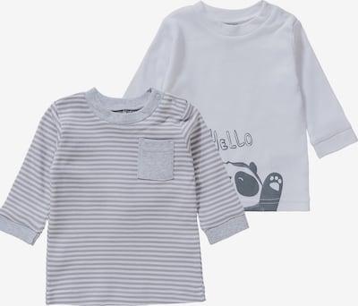 Boley Langarmshirt in beige / grau, Produktansicht
