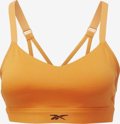 REEBOK Sport-BH in orange, Produktansicht