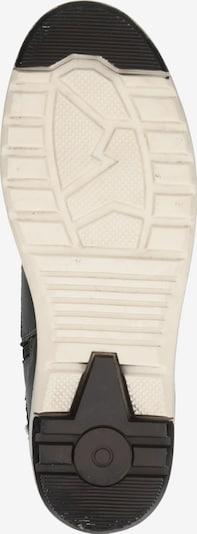 Suvarstomieji batai 'Lennard' iš ABOUT YOU , spalva - tamsiai pilka: Vaizdas iš apačios