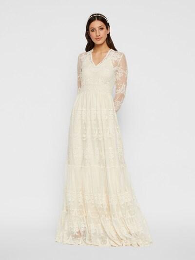 Y.A.S Hochzeitskleid in weiß, Modelansicht