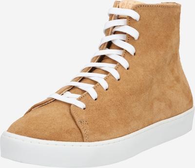 EKN Footwear Sneakers hoog 'Oak' in de kleur Beige, Productweergave