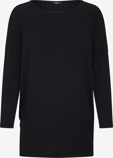 ONLY Pullover 'onlGLAMOUR 3/4 TOP JRS' in schwarz, Produktansicht
