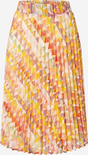 MORE & MORE Rok in de kleur Gemengde kleuren / Abrikoos, Productweergave