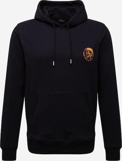 DIESEL Sweater majica u crna, Pregled proizvoda