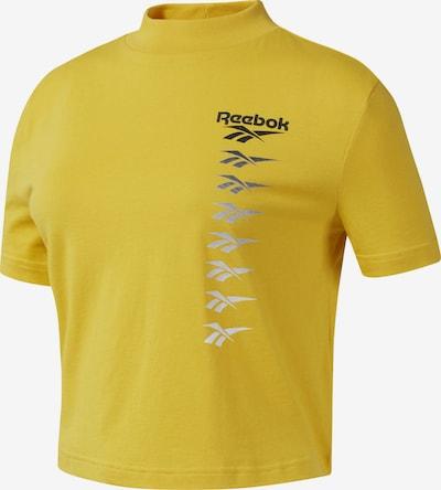 Reebok Classic Shirt in gelb, Produktansicht
