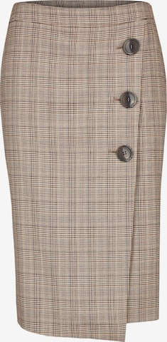 DANIEL HECHTER Skirt in Brown
