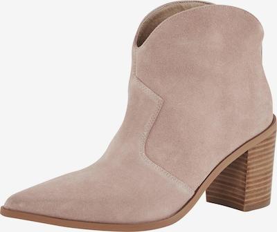heine Ankle Boots in nude, Produktansicht