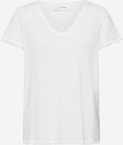 AMERICAN VINTAGE Skjorte 'Sonoma' i hvit, Produktvisning