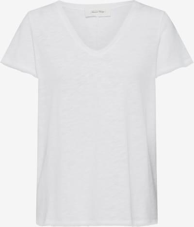 AMERICAN VINTAGE T-shirt 'Sonoma' en blanc, Vue avec produit