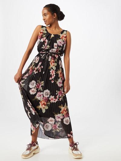 ZABAIONE Kleid 'Sylvie' in rot / schwarz, Modelansicht
