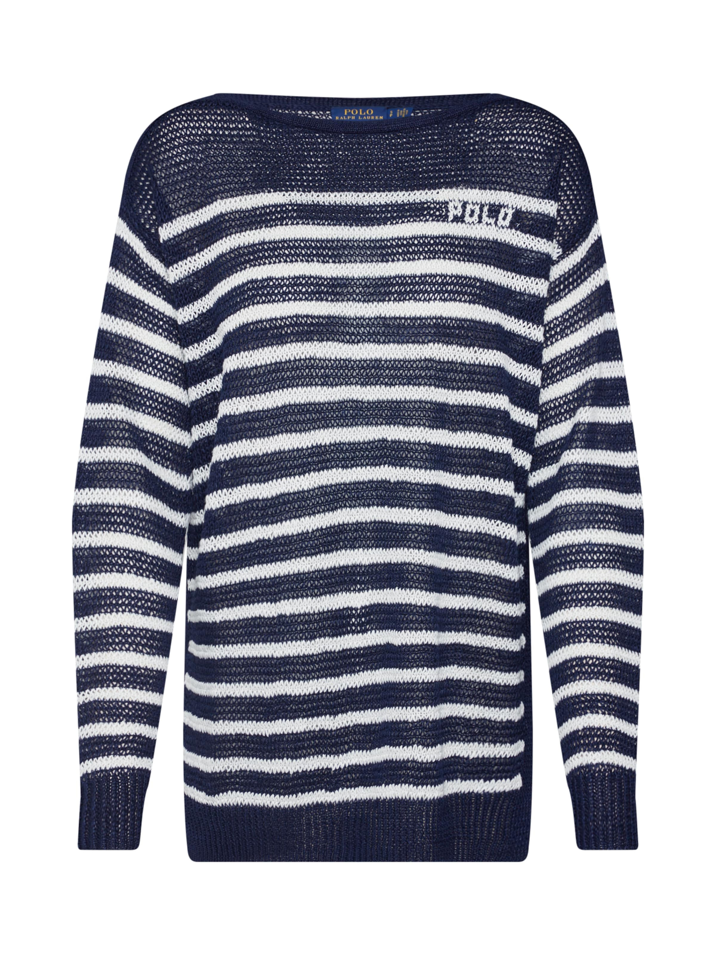 Ralph Polo LaurenPull In over Bleu MarineBlanc XkZiPOuT