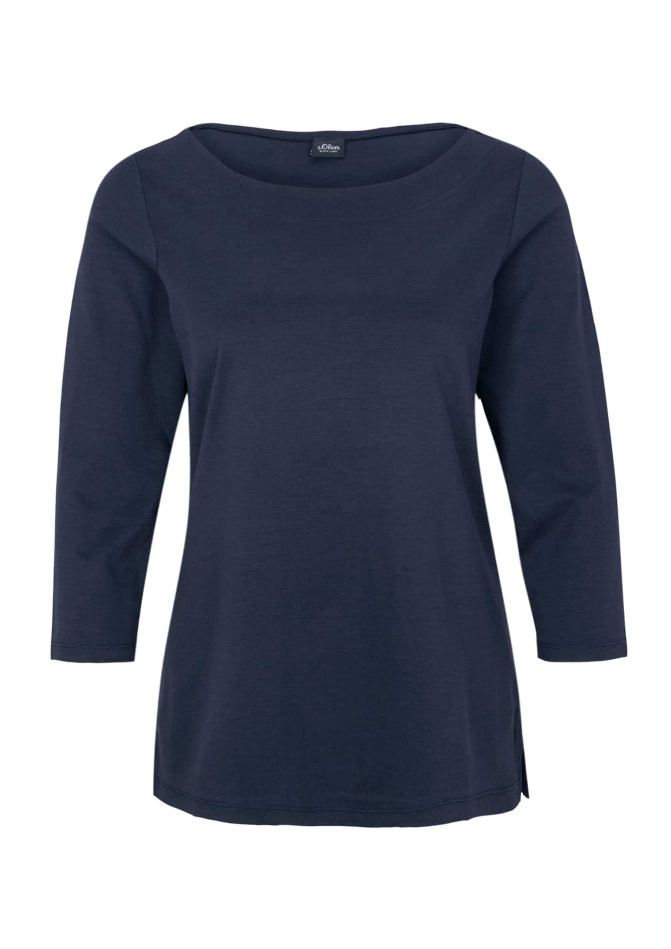 S Black Nachtblau oliver Shirt In Label doexBC