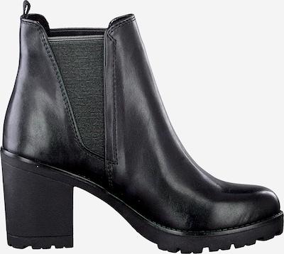Chelsea batai iš MARCO TOZZI , spalva - juoda: Vaizdas iš šono