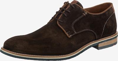 LLOYD Schuhe 'Josh' in dunkelbraun, Produktansicht