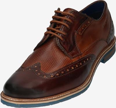 Pantofi cu șireturi 'Adamo' bugatti pe maro, Vizualizare produs