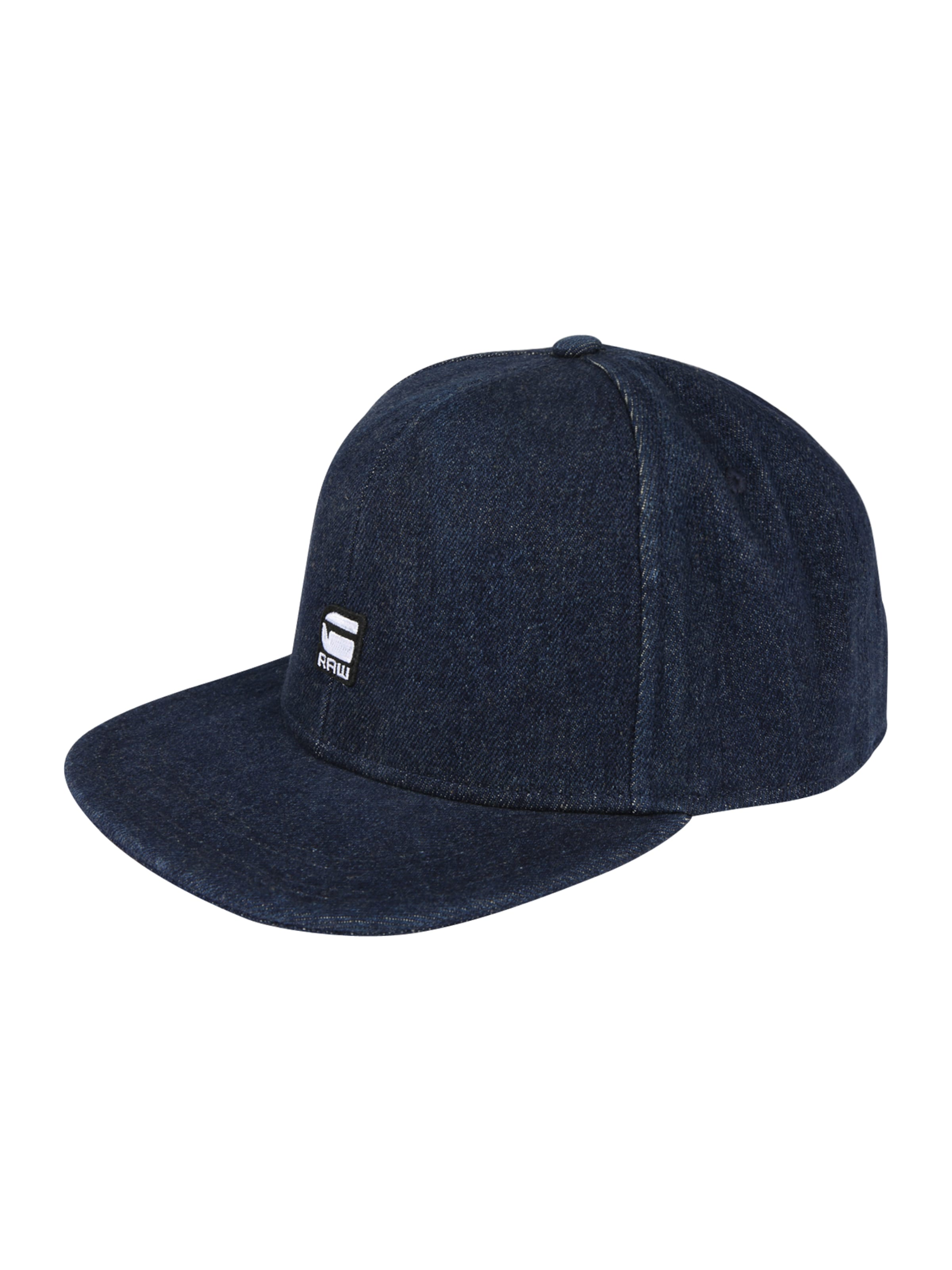 Snapback Donkerblauw Pet In star G 'data Cap' Raw b7gYyf6