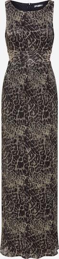 Vera Mont Kleid in beige / silbergrau, Produktansicht